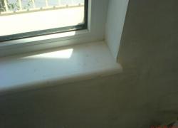 2008 Подпрозоречен плот от бял мрамор