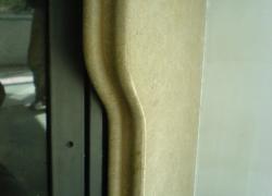 2801 Детайл камина
