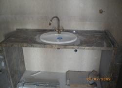 2211  Гранитен плот в баня.