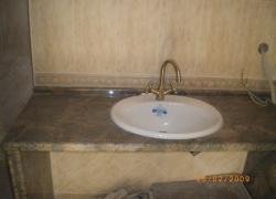 2212 Гранитен плот в баня.