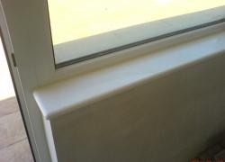 2002 Подпрозоречен плот от мрамор