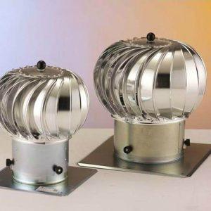 Вентилатори и шапки за комини
